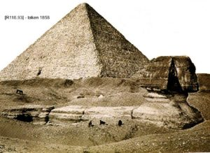 great pyramid mystery