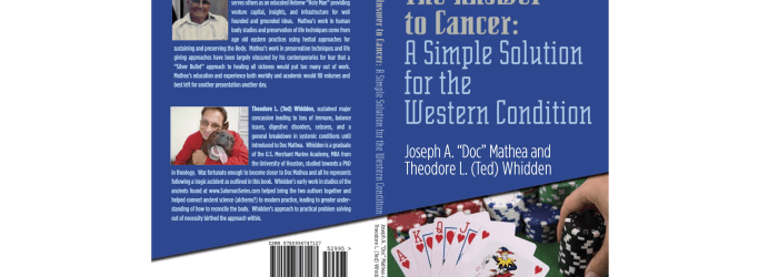 The Answer to Cancer Book